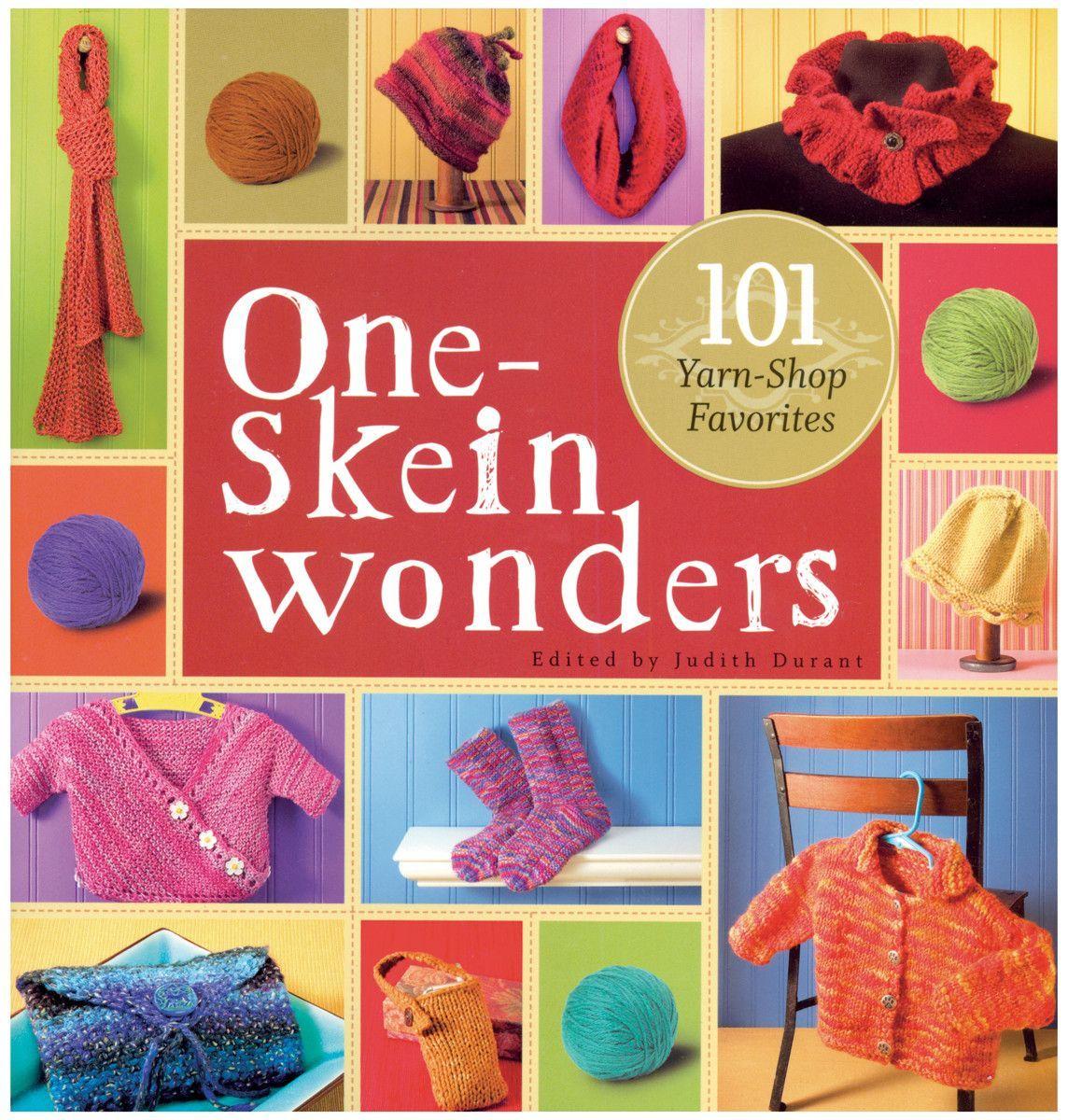 Storey Publishing-One-Skein Wonders