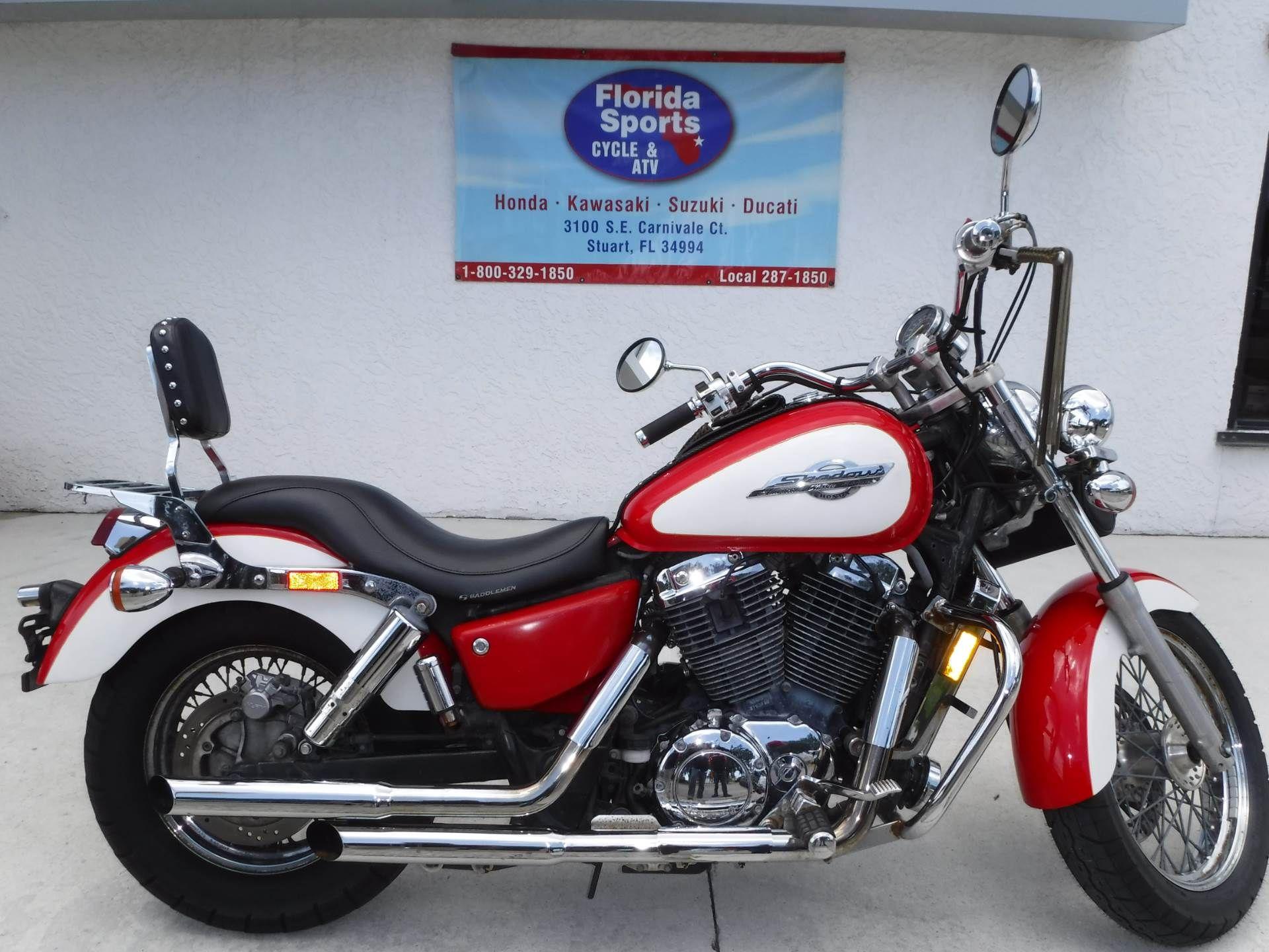1996 honda shadow 1100 ace motorcycles stuart fl at geebo [ 1920 x 1440 Pixel ]