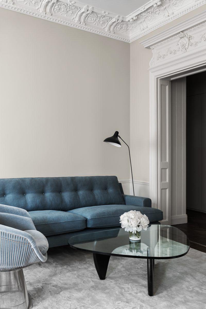Amazing cornices -  Layered släpper möbler i linne – se kollektionen | Residence