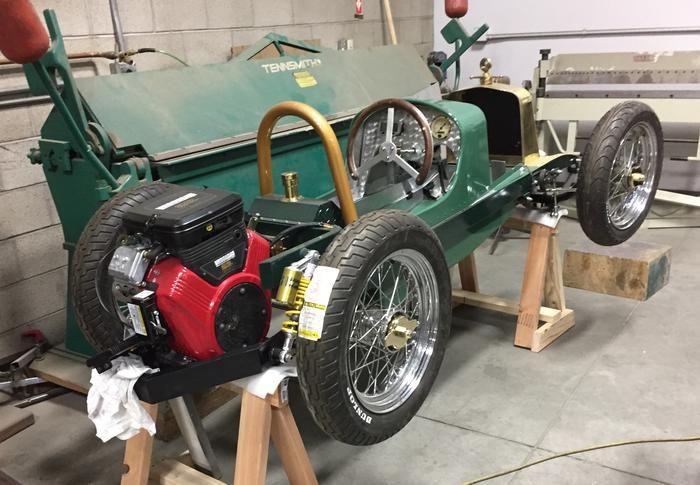 1927 CycleKart Race Car (MINIMETEOR) : Registry : The