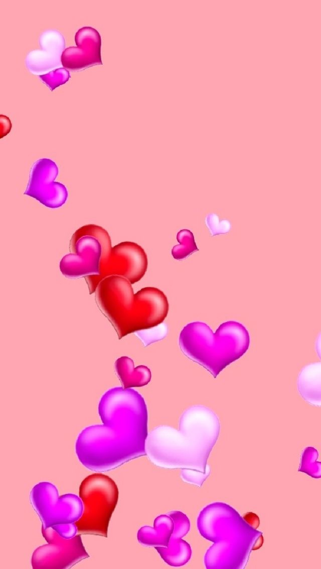 Love Heart Wallpaper Iphone : iPhone 5 Love Wallpaper Valentine s Day Wallpaper! Pinterest Free iphone and Wallpaper