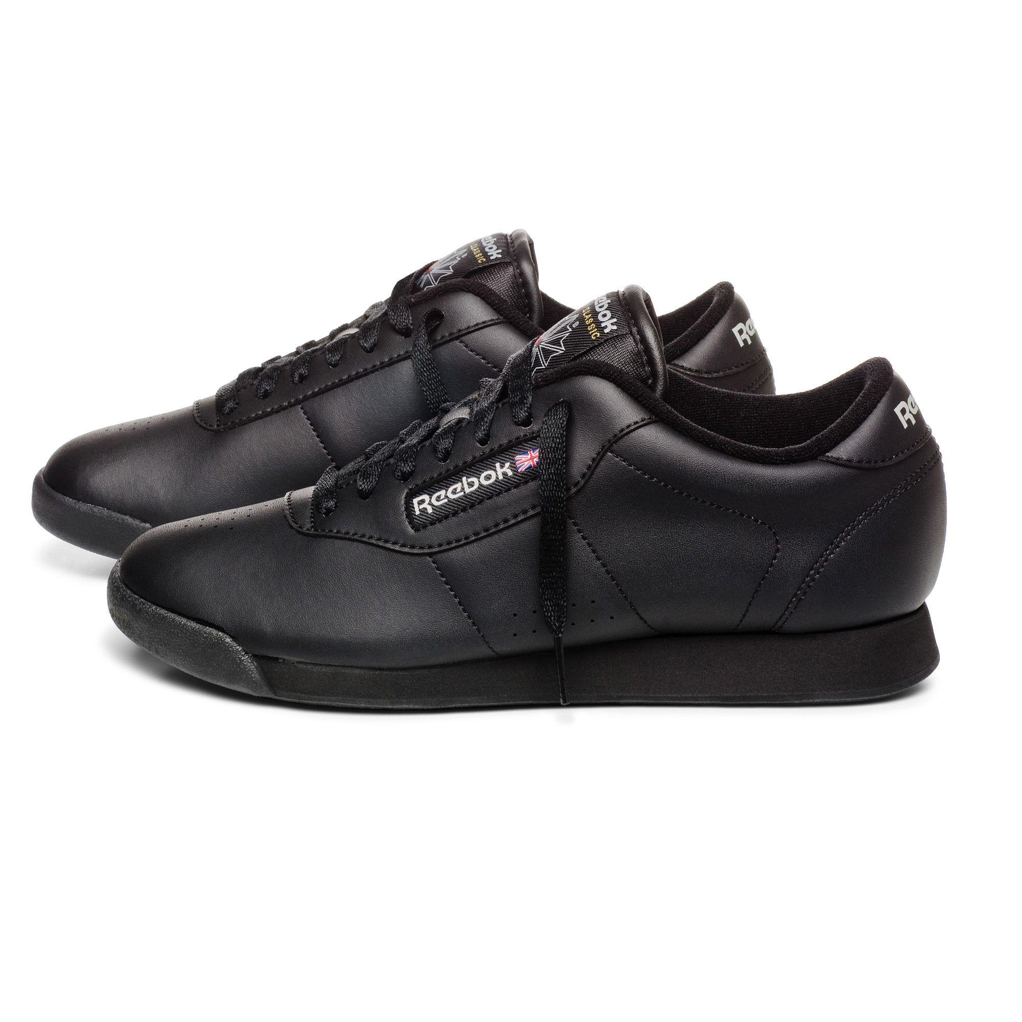 2d69926f856 Reebok Princess - Black | Reebok GB | Zapatos!! ♡ in 2019 | Reebok ...