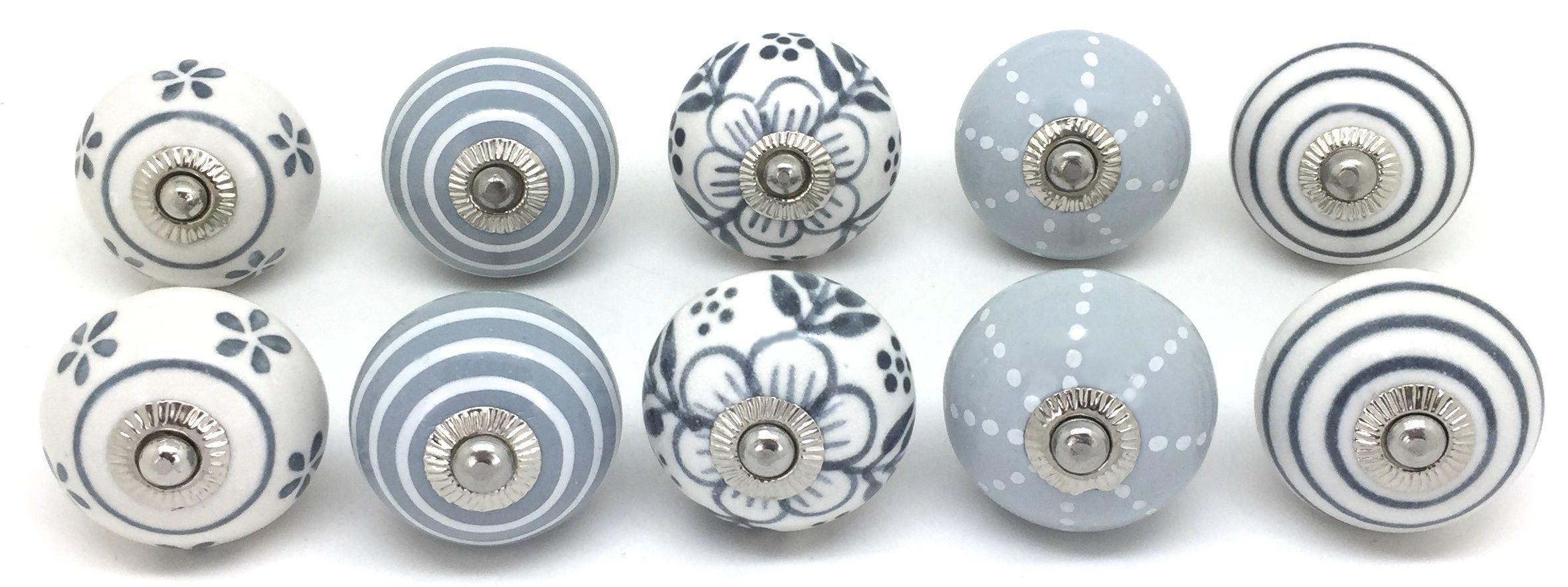 Ceramic Door Knobs, Drawer Knobs, Kitchen Cupboard Door Knobs ...