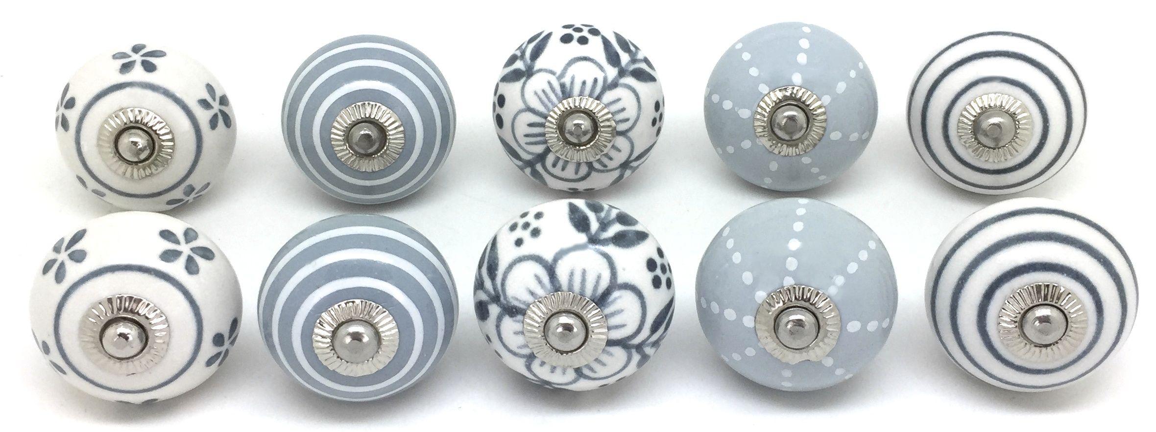 Ceramic Drawer Pulls Kitchen Best Pull Down Faucet Door Knobs Cupboard