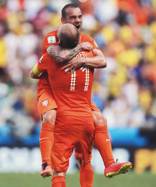 Wesley Sneijder | Heroe