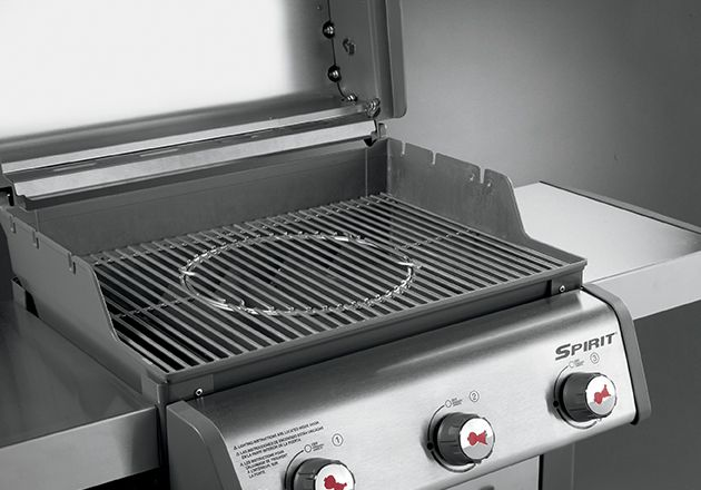 Super With the Weber Spirit Gourmet BBQ System you'll be making more  UZ88