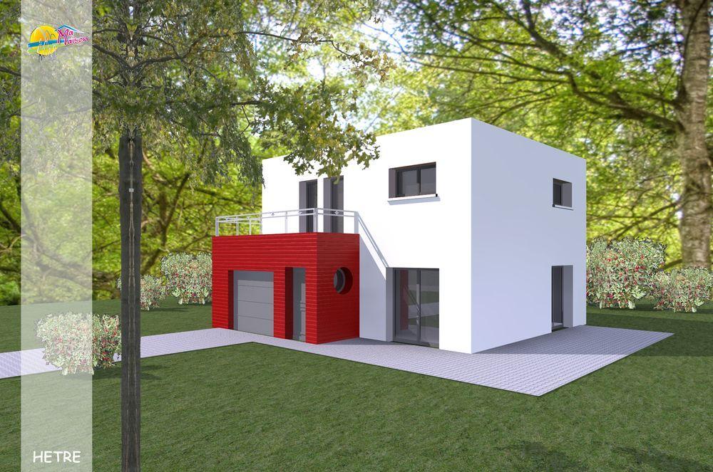 maison mod le h tre construction maison vosges meurthe et moselle haute saone ma maison. Black Bedroom Furniture Sets. Home Design Ideas