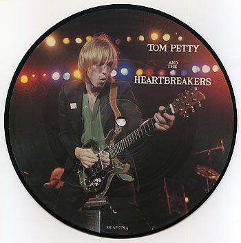 full moon fever vinyl for sale tom petty refugee uk 7 vinyl picture disc 7 inch