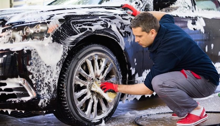 Apple Polishing System offering Auto Detailing services