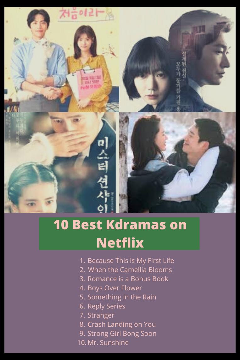 Blog Kdramaandramen Korean Shows To Watch My 10 Favorite Kdramas To Watch On Netflix Korean Drama List Korean Drama Tv Korean Drama Romance