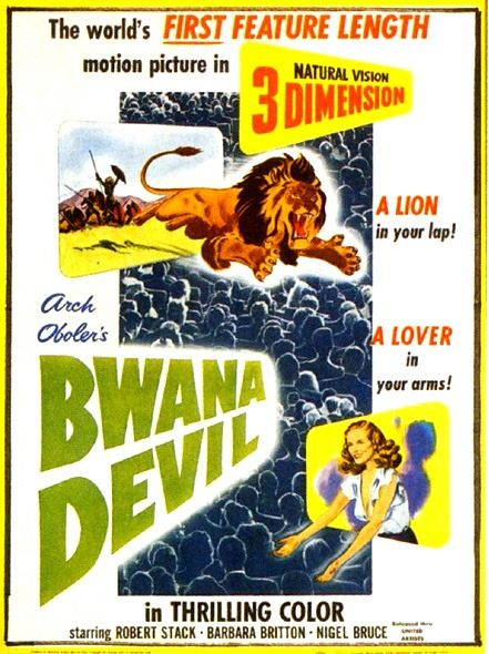 Watch Bwana Devil Full-Movie Streaming