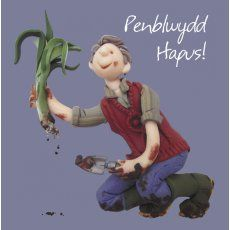 Leeks penblwydd hapus a welsh language birthday card for all the a welsh language birthday card for all the green fingered folk m4hsunfo
