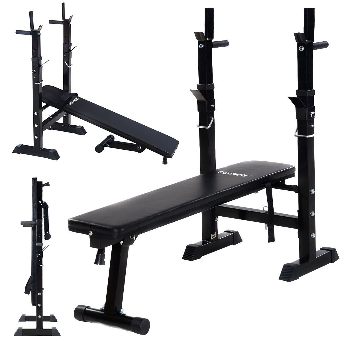 Product Description Description: This Is Our New Foldable Weight Bench,  Which Makes Work More Effective, As Well As Adds Strength And Tone To The  Entire ...
