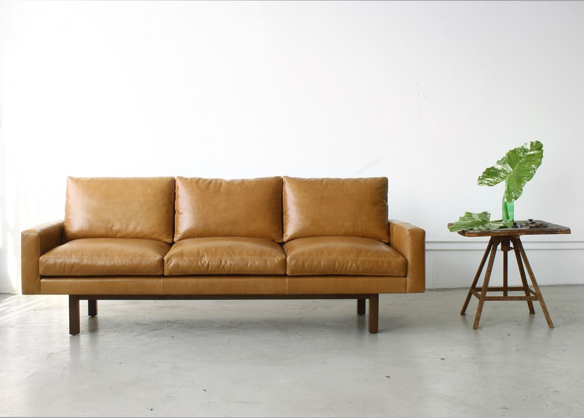 Lit Style Americain Sofa By Michael Felix From Sight Unseen 39s 2015 American