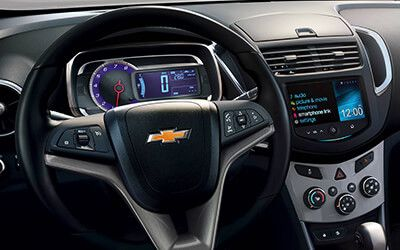 2016 Chevy Trax Interior Chevrolet Trax Trax Sport Utility Vehicle