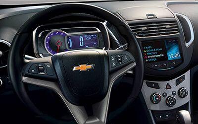 2016 Chevy Trax Interior Chevrolet Trax Trax Chevy