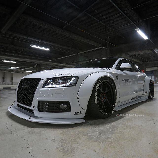 Audi A4 Wide Body - Google Search