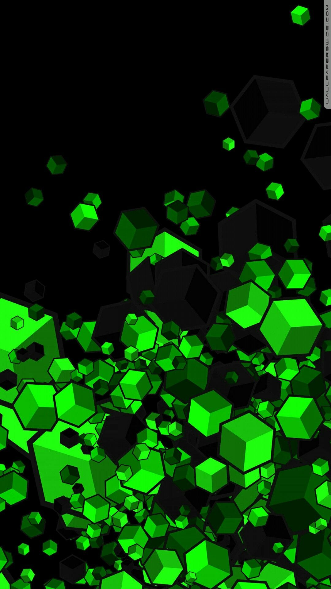 Abstract wallpaper by Lynn Hays on G R E E N | Background ...