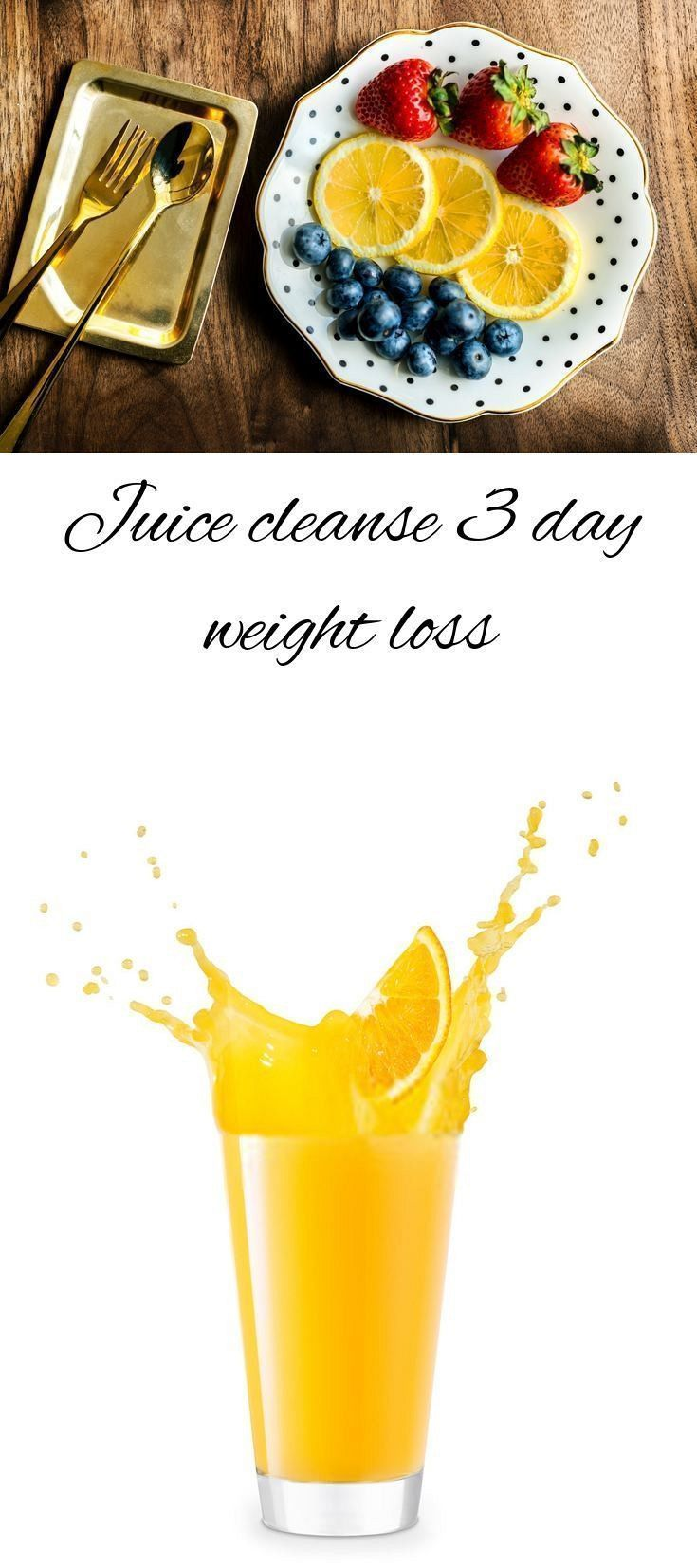 Juice cleaning 3 days weight loss. Detox diet seem