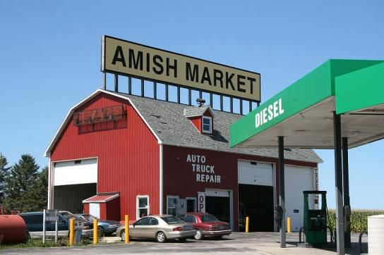 ~amish market Minnesota ♥ Tells of Settlements In All The States They're In~