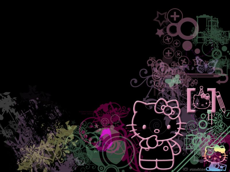 Full Screen High Resolution Hello Kitty Desktop Wallpaper Doraemon In 2020 Hello Kitty Wallpaper Hello Kitty Backgrounds Kitty Wallpaper