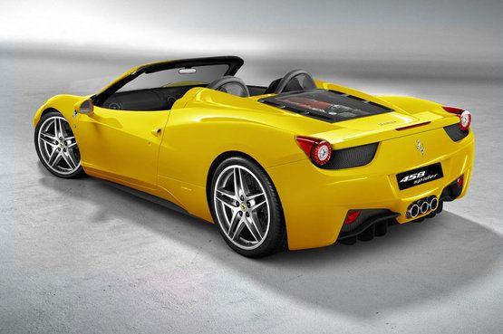 Ferrari Photo Ferrari 458 Italia Spider Coupe Cabriolet Ferrari 458 Ferrari Ferrari 458 Italia