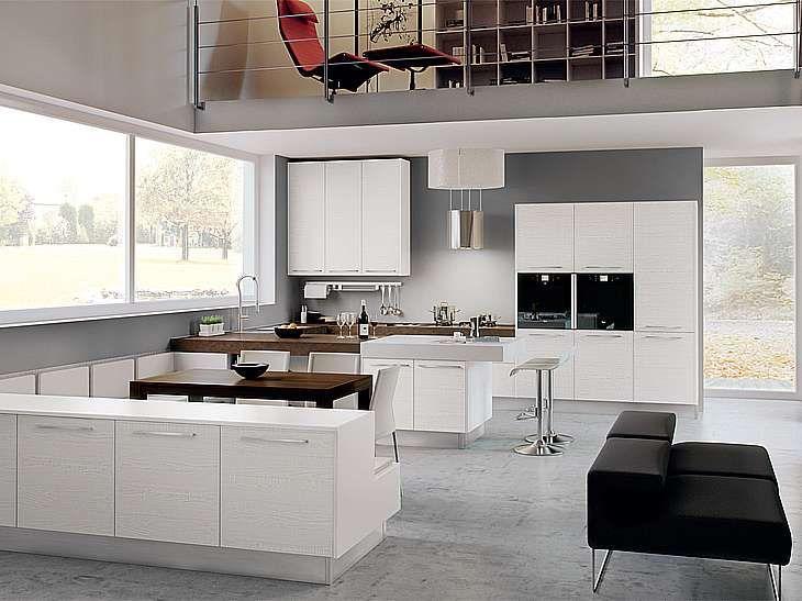Cucine Moderne Lube - Modello Adele Project | mutfak | Pinterest ...