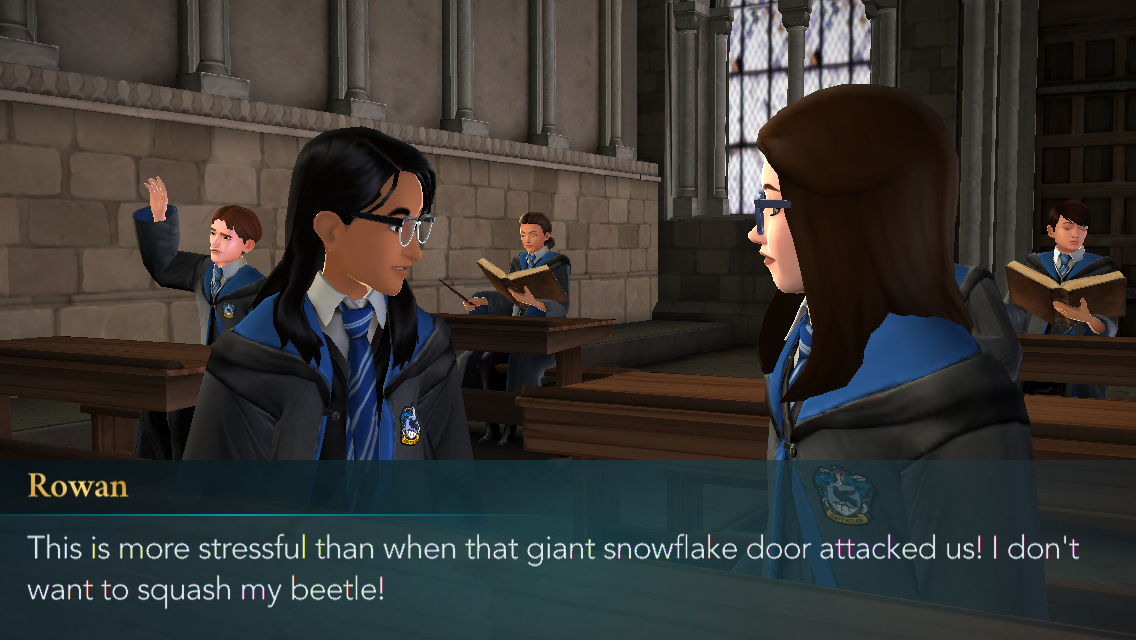 Is It Really Though Harry Potter Games Hogwarts Mystery Harry Potter Funny