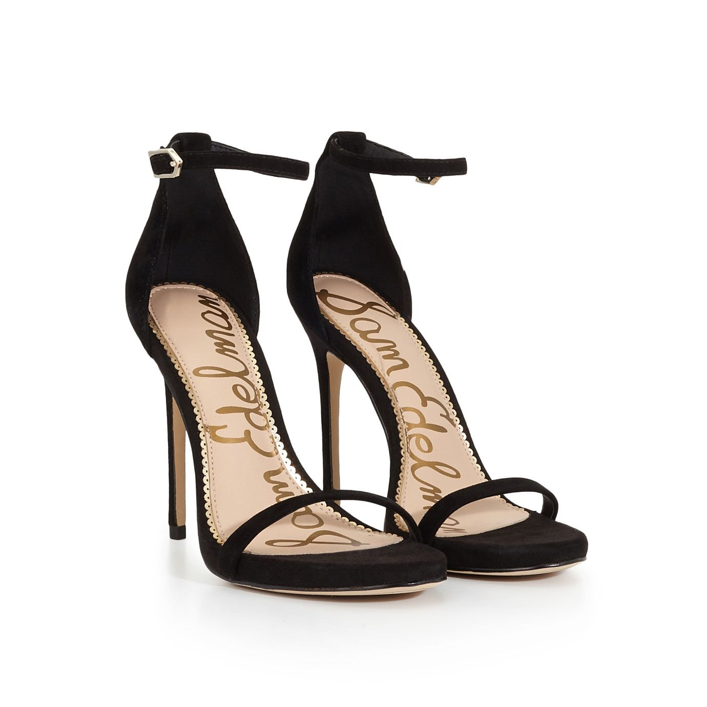 495cc33b179 Our Ariella Ankle Strap Sandal is sexy and sophisticated in tandem. This  sleek stiletto is inspired by Parisian style and adds both edge and glamour  to any ...