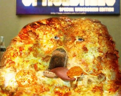 Jabba The Pizza Hutt Pizza The Hutt