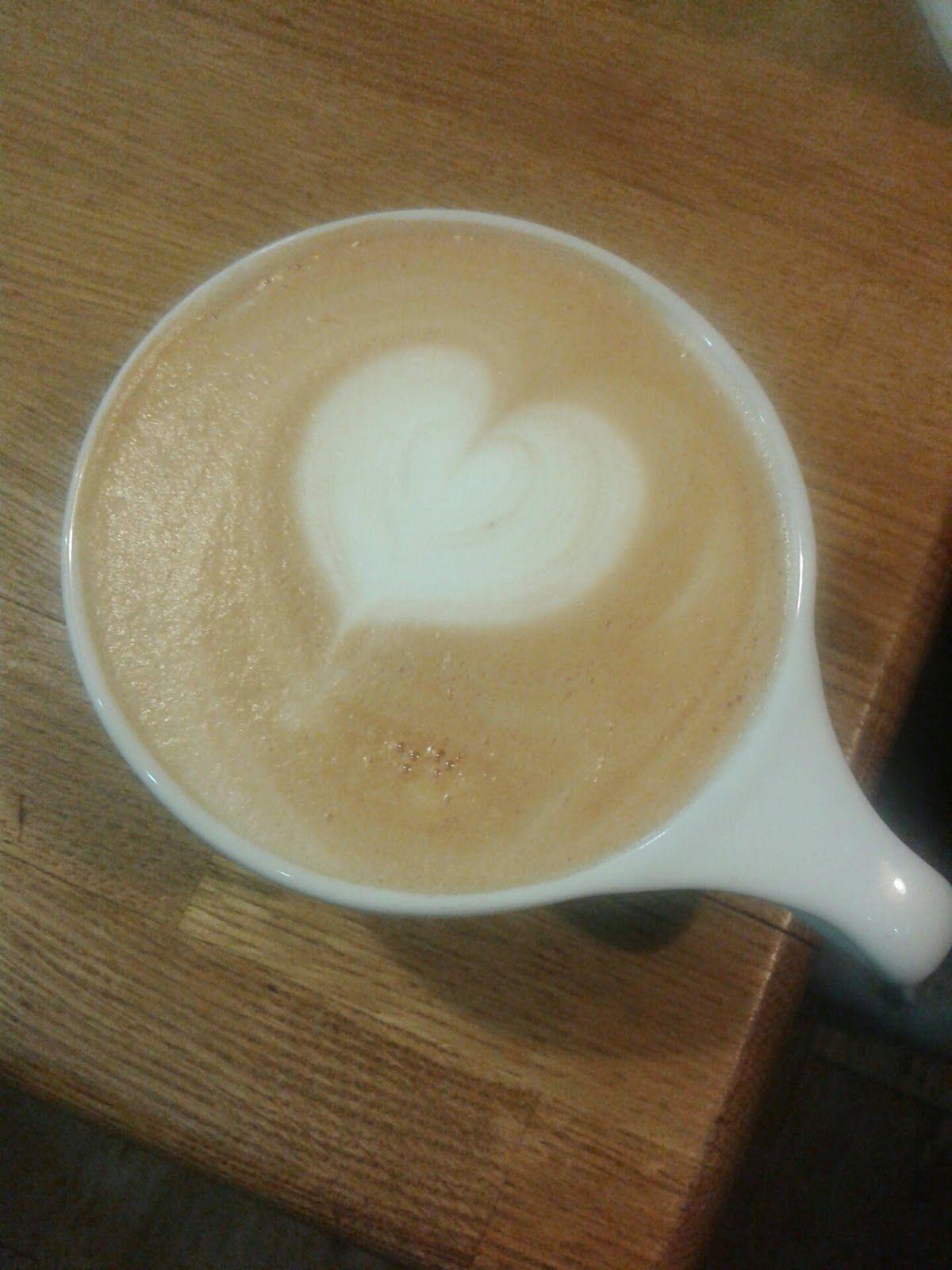 Coffee With Currys At Waterloo Tea, Cardiff Coffee grain