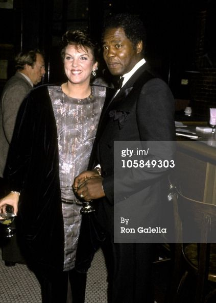 Georg Stanford Brown husband