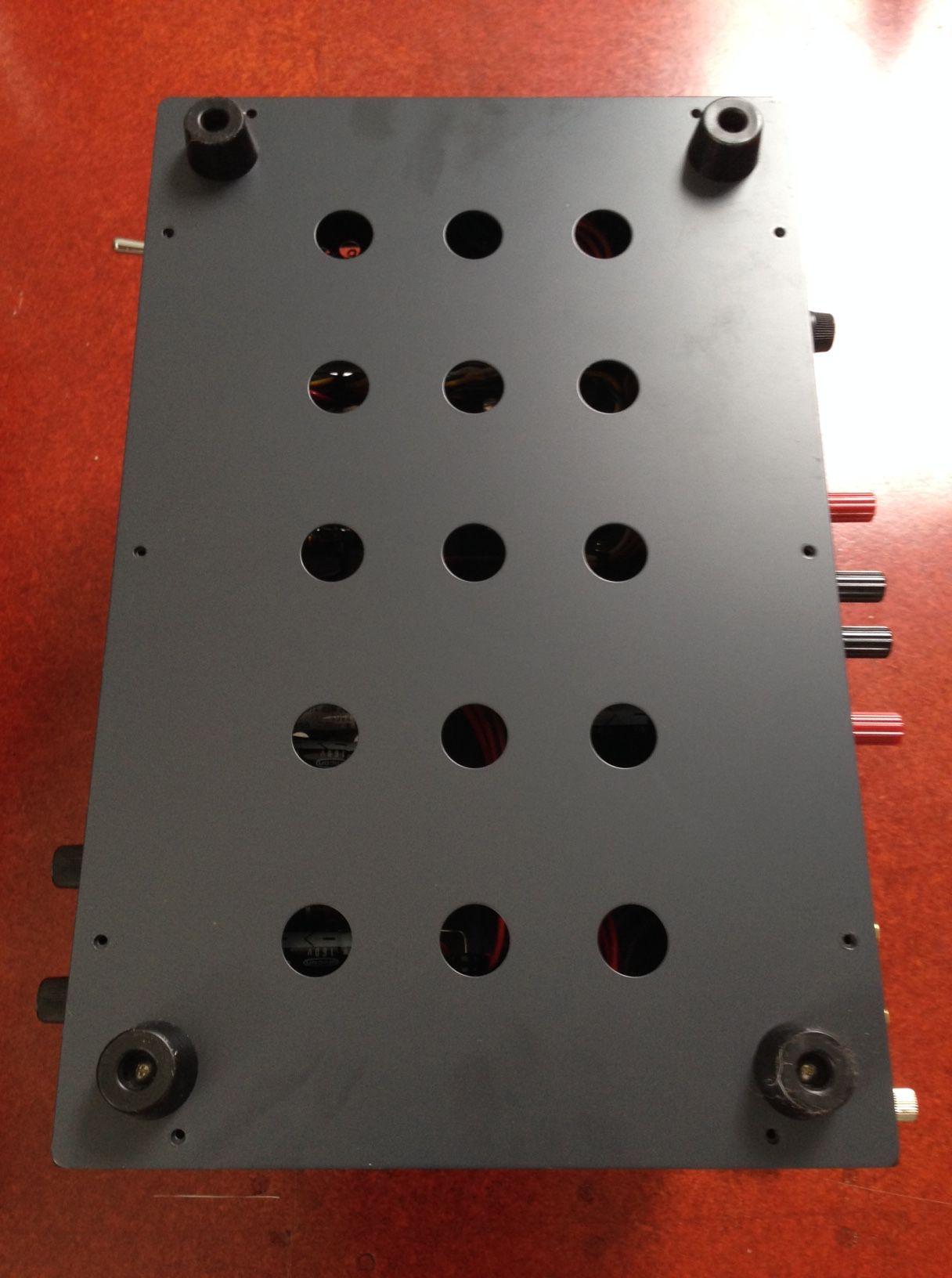Sun Audio Sv 2a3 Amplifier Tekniikka