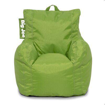 Big Joe Big Joe Small Outdoor Friendly Bean Bag Chair In 2020