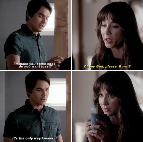 Dates mit Hindernissen (Blind Dates) Caleb will unbedingt seinen Freund finden, doch kann Hanna ihm erzählen, was auf dem Boot.