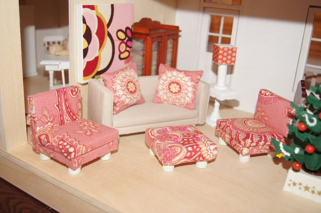 My Historic Country Home: Melissa & Doug Doll House Makeover ...