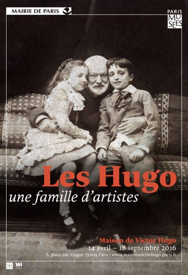 Les Hugo  une famille du0027artistes à la Maison de Victor Hugo