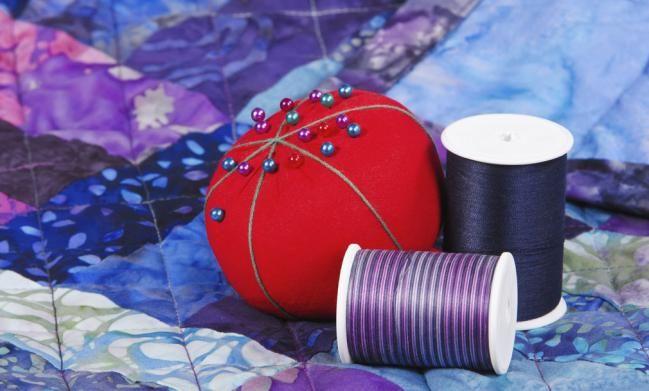 Cómo hacer cojines de patchwork - Hogar Total
