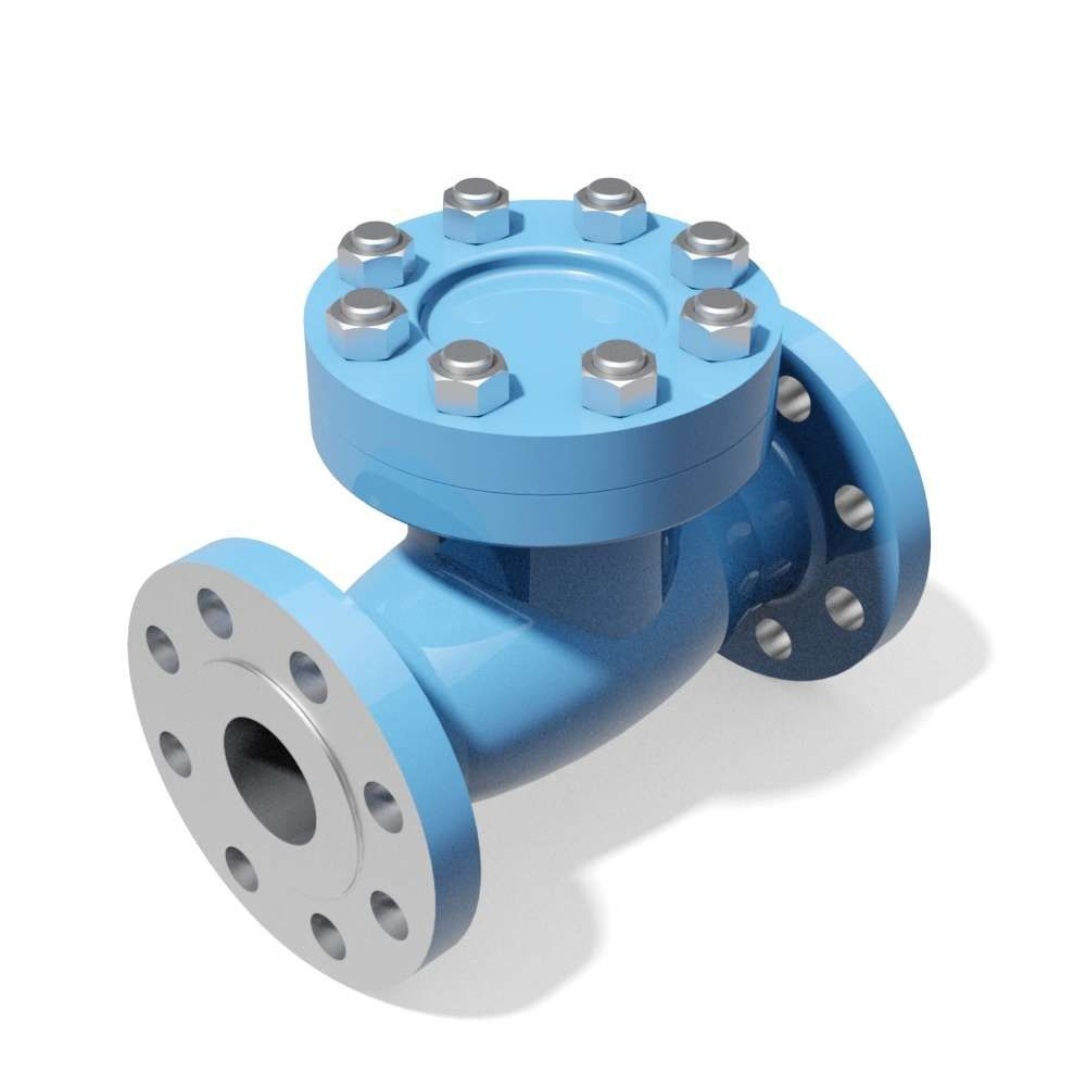 3d cad residential water meter model - 3d Cad Models