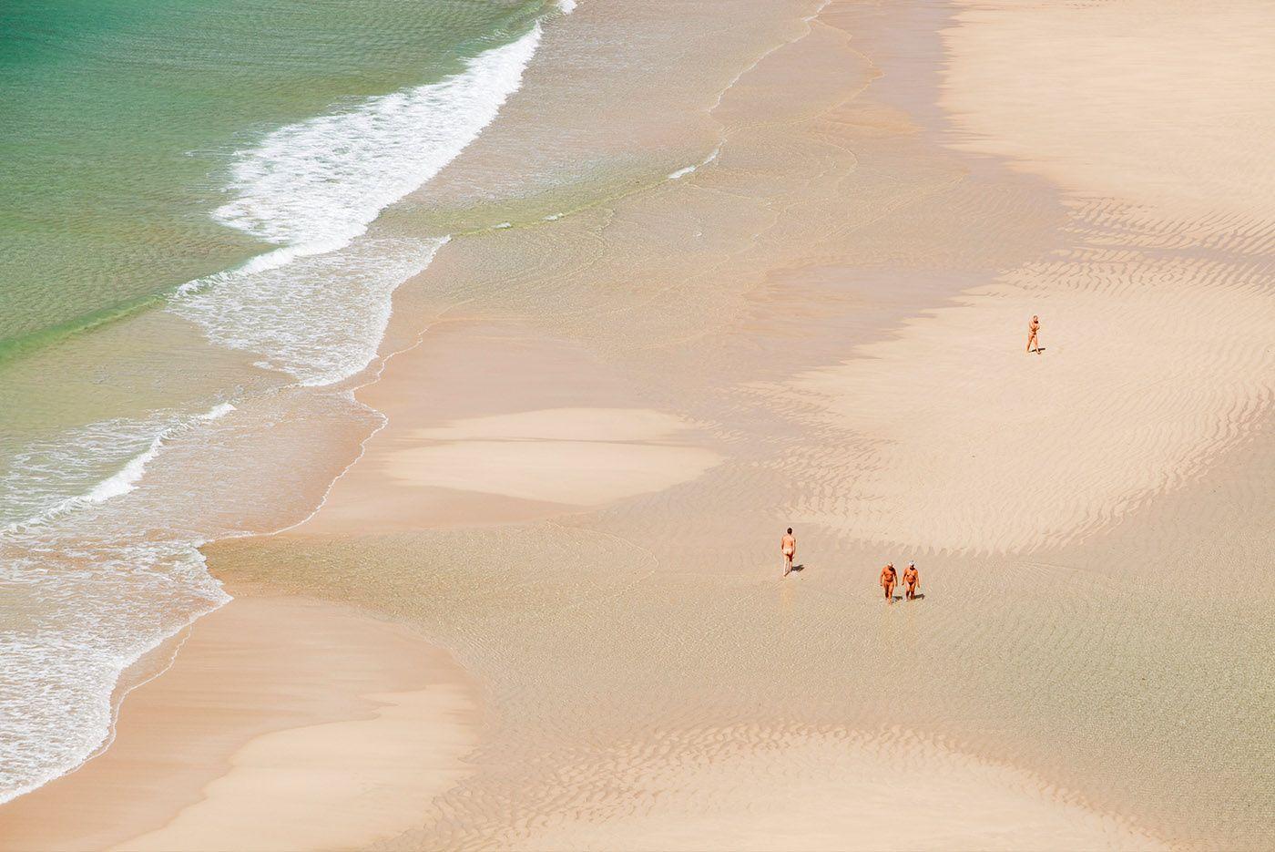 Playas nudistas en holanda