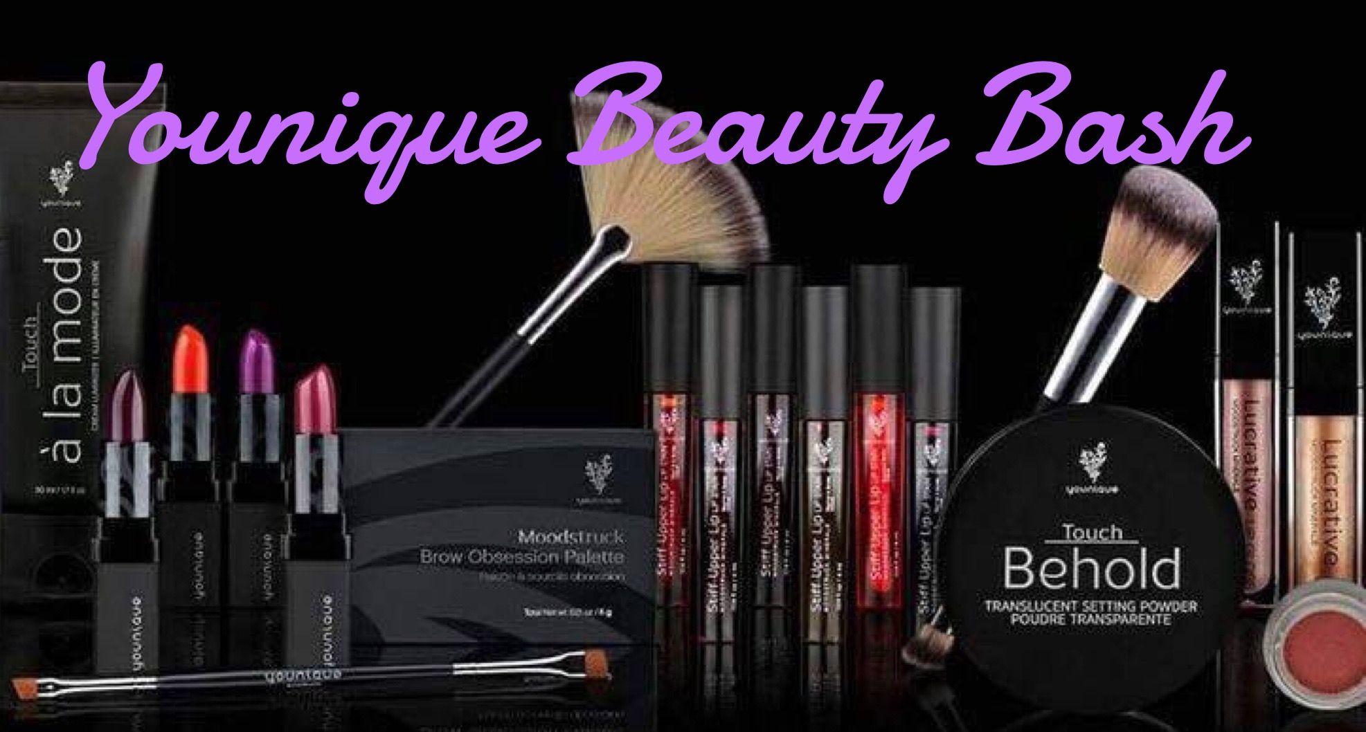 0806e50182c Beauty Bash Cover Photo! #Younique #ClickImageToShop #Questions #EmailMe  sarahandbrianyounique@gmail.com or comment below