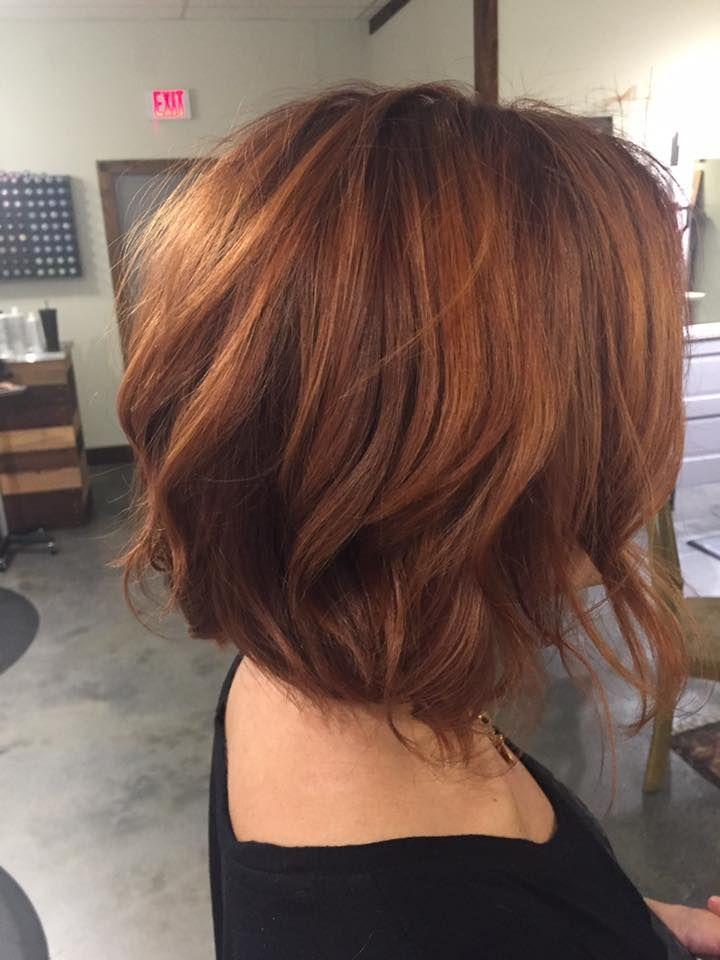 Erin S Pumpkin Spice Color Haarfarben Haarfarbe Rotbraun Frisuren