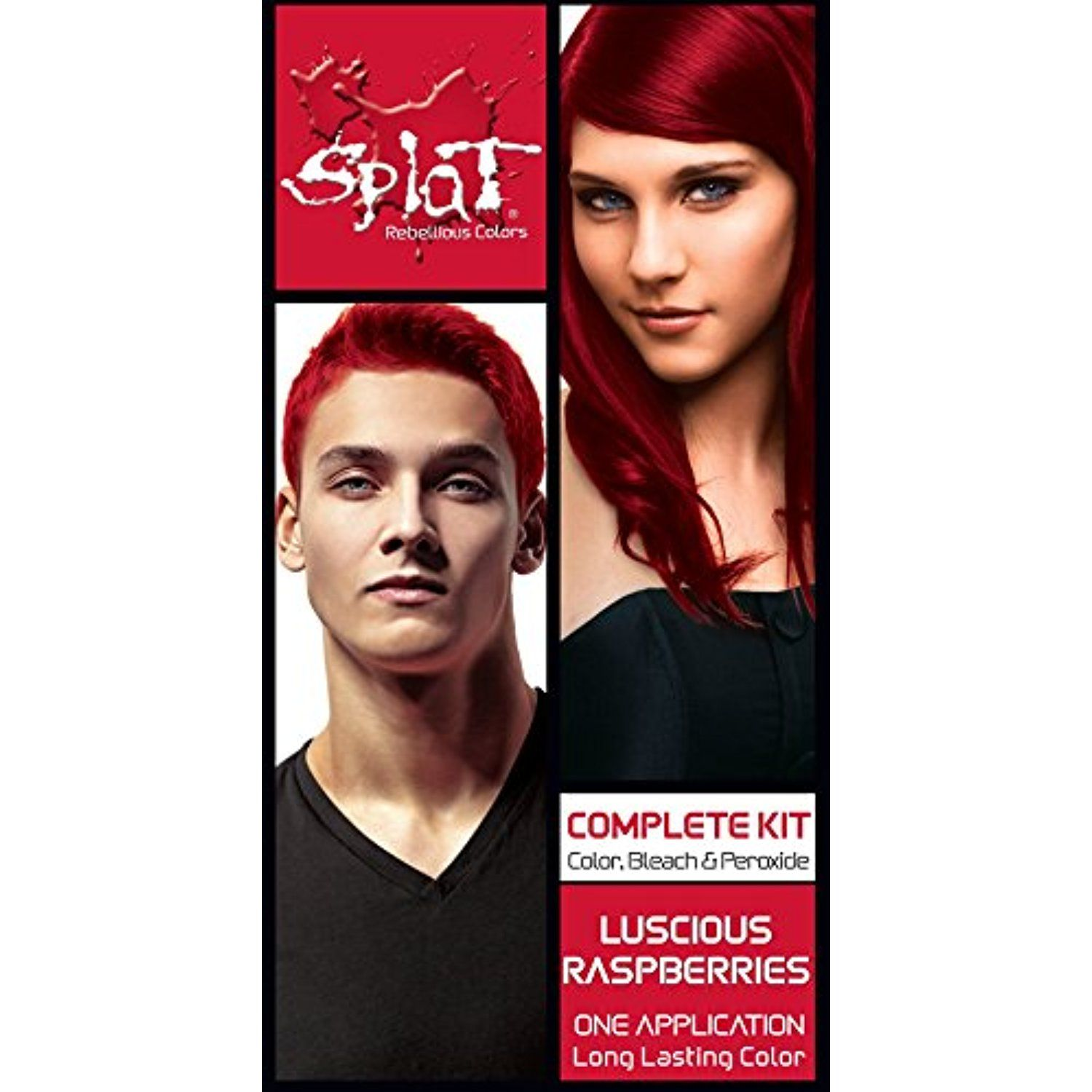 Splat Crimson Obsession Size 1ea Splat Crimson Obsession Want Additional Info Click On The Splat Hair Color Permanent Hair Color Semi Permanent Hair Color