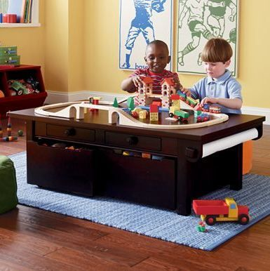 Beautiful Kids Activity Table