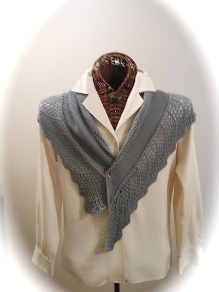 dove grey front by heirloomlace, via Flickr