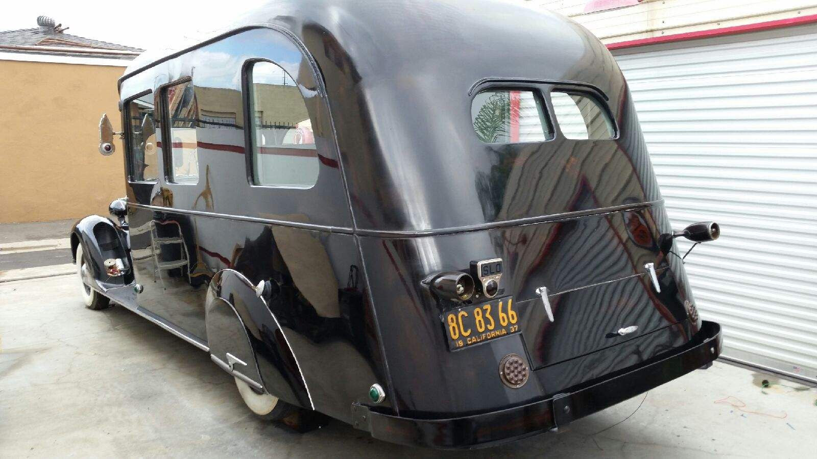1935 packered  house car