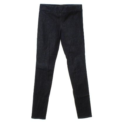 The Row Jeggings in blue Buy Second Hand The Row Jeggings ...