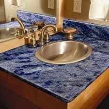 azul blue granite - Google Search