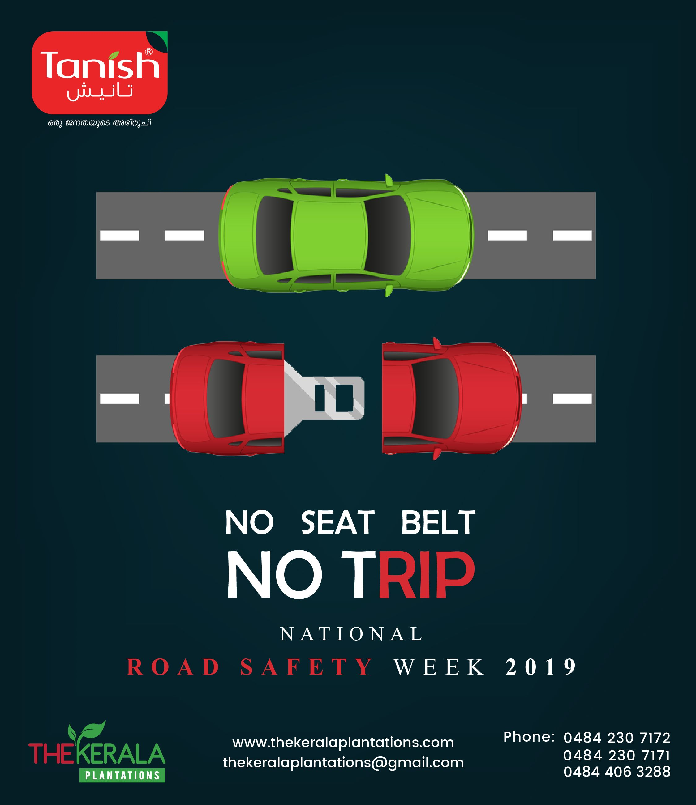 Drive safety rules are your best tools, National Road