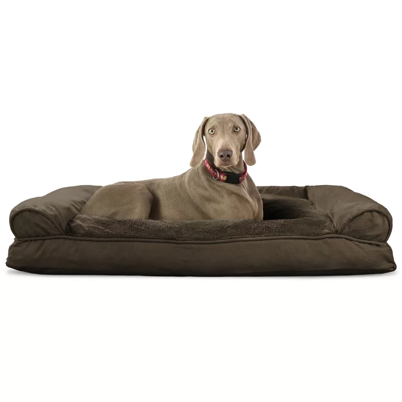Cheryll Bolster In 2020 Dog Pillow Bed Dog Sofa Bed Couch Pet Bed